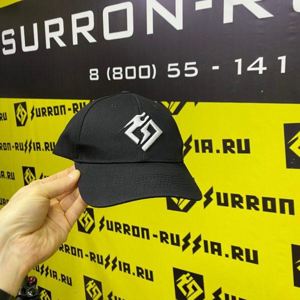 Фирменная бесболка SUR-RON RUSSIA